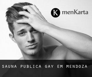 Gay mendoza sauna